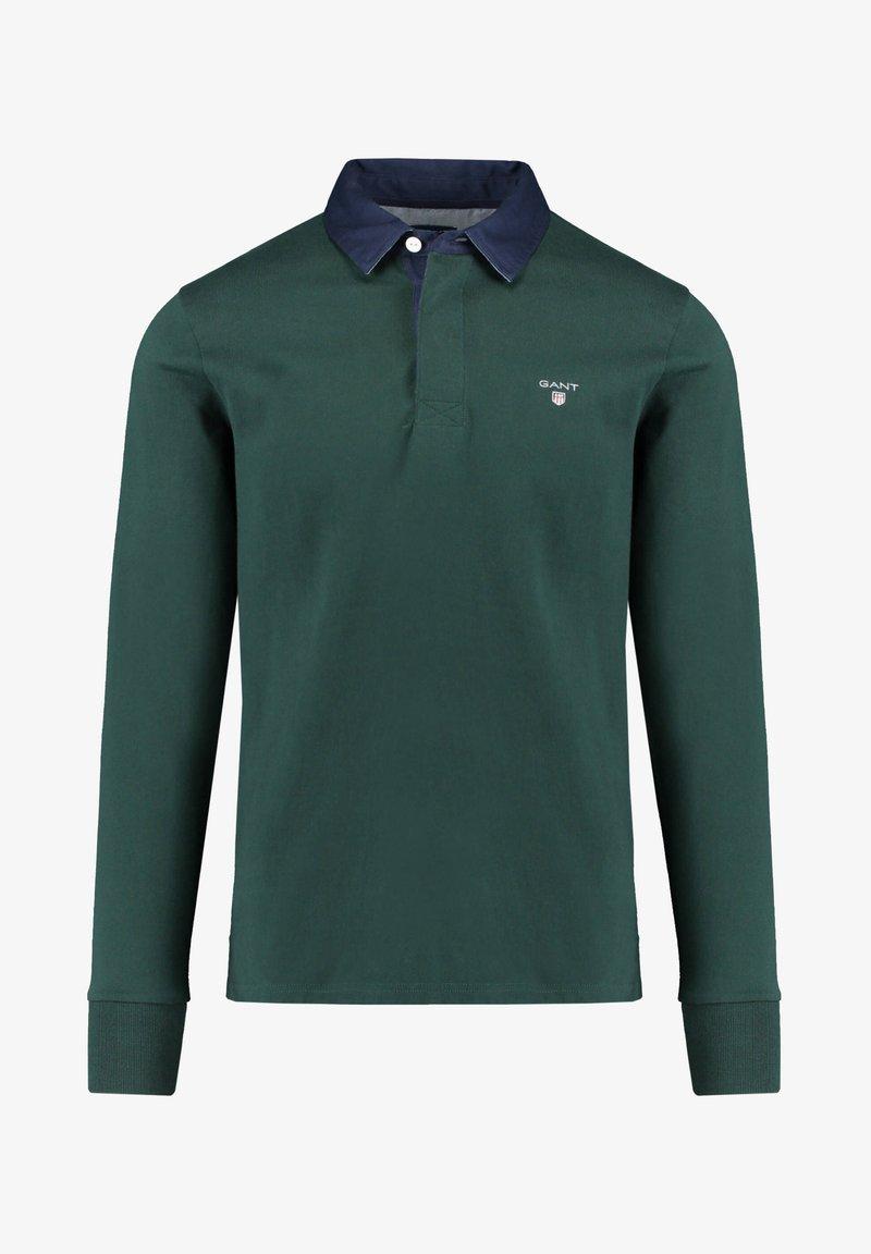 GANT - THE ORIGINAL HEAVY RUGGER - Polo shirt - green