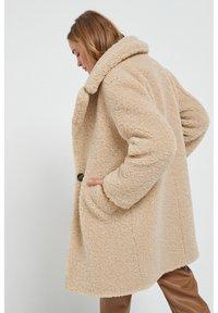 Next - Winter coat - stone - 1