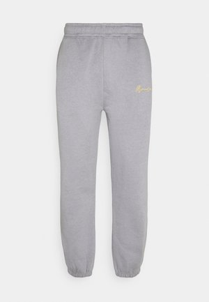ESSENTIAL JOGGER UNISEX - Tracksuit bottoms - grey