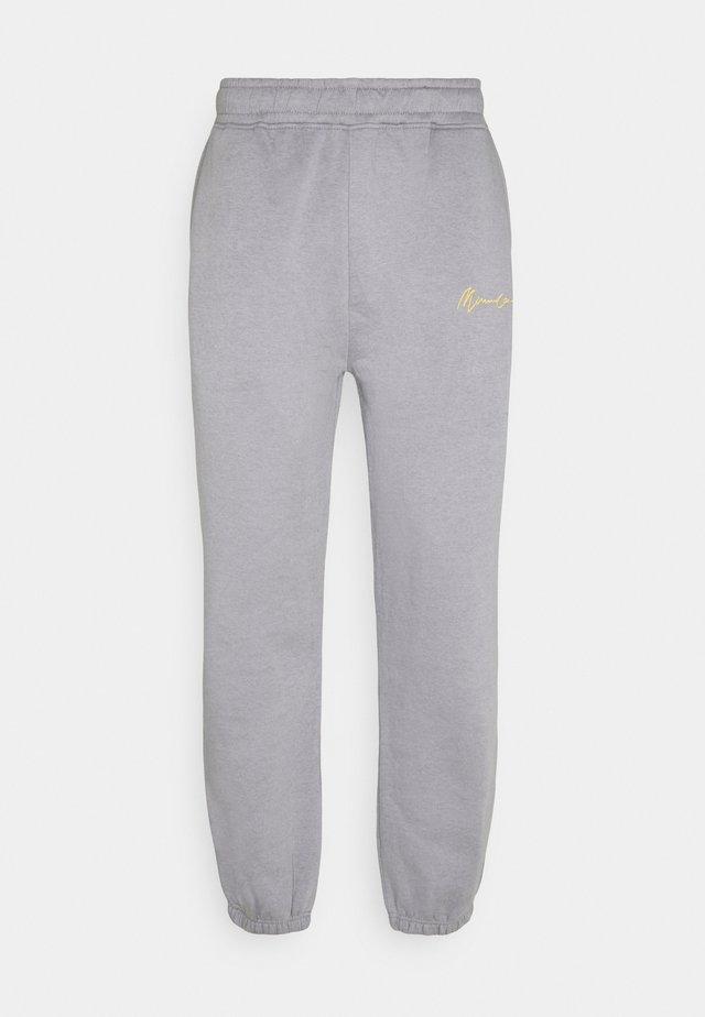 ESSENTIAL JOGGER UNISEX - Teplákové kalhoty - grey