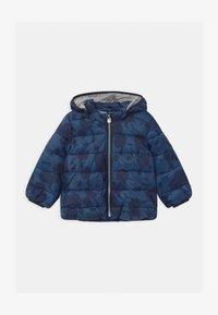 GAP - PUFFER - Zimní bunda - chrome blue - 0