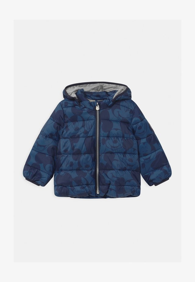 PUFFER - Giacca invernale - chrome blue