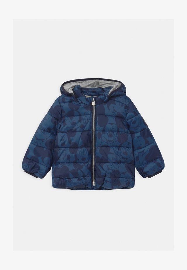 PUFFER - Chaqueta de invierno - chrome blue