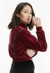 Puma - Zip-up hoodie - pomegranate - 2