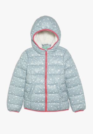 JACKET - Winter jacket - light blue