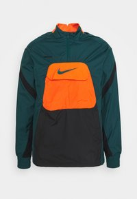 Nike Performance - FC ANORAK - Veste de survêtement - black/atomic teal - 4