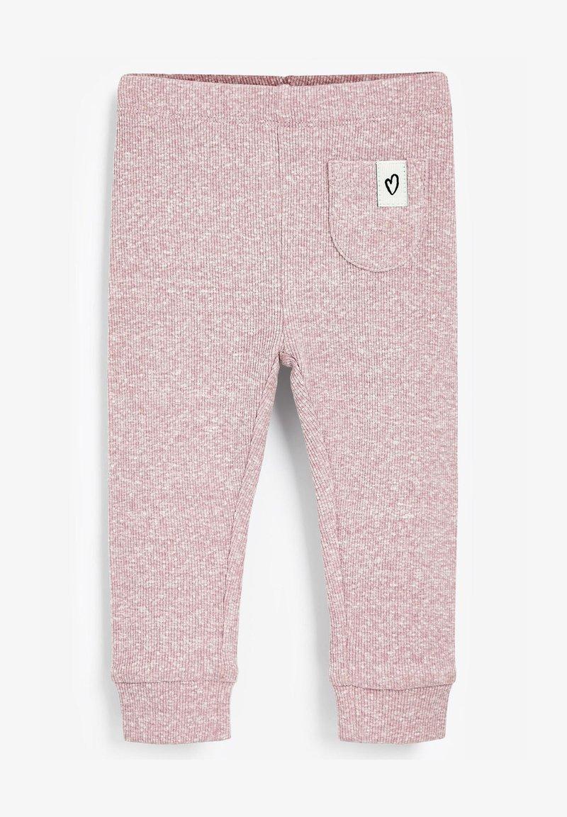 Next - Teplákové kalhoty - lilac