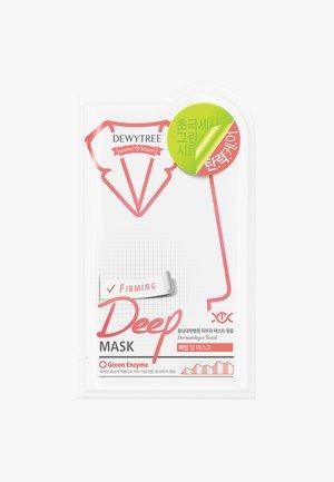 FIRMING DEEPMASK - Face mask - -