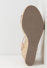 New Look - PACIFIC - Korolliset sandaalit - oatmeal - 6