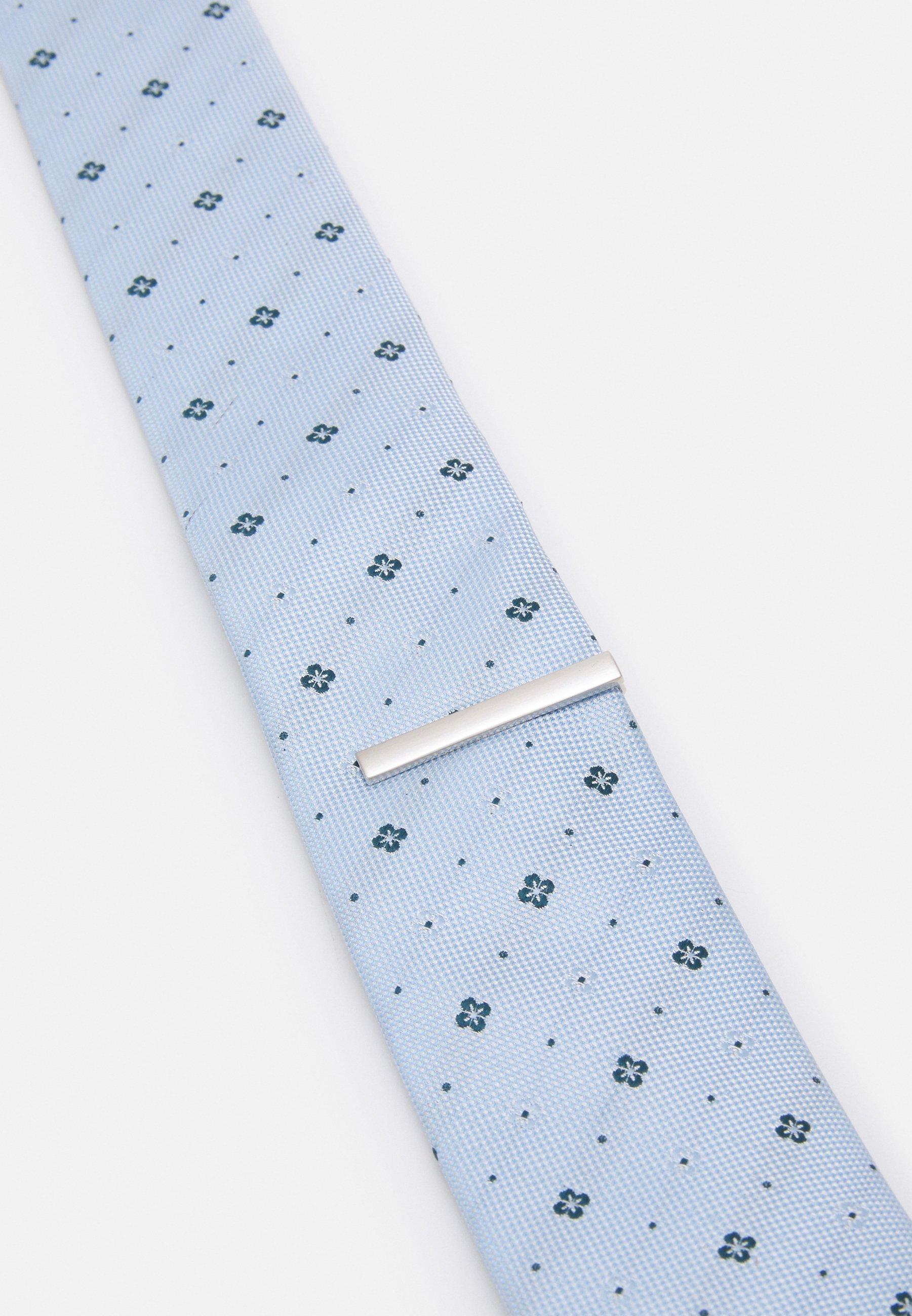 Uomo JACFRANCO TIE BOX SET - Cravatta