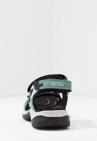 ECCO - OFFROAD - Walking sandals - trellis/eggshell blue - 3