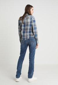 LTB - ASPEN - Slim fit jeans - blue denim - 2