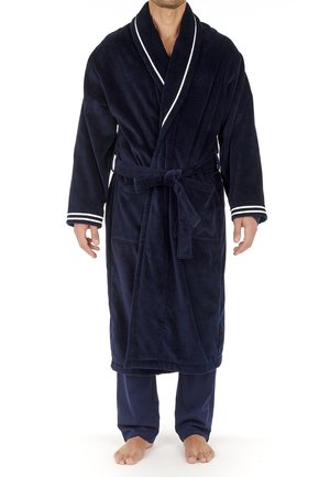 ESTAQUE - Dressing gown - navy
