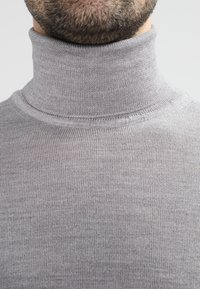 Casual Friday - KONRAD  - Jumper - light grey melange - 3