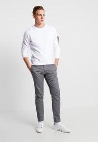 Alpha Industries - Sweatshirt - white - 1
