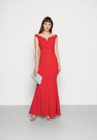 WAL G. - Maxi dress - red - 1