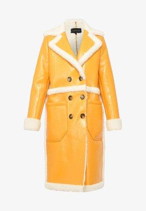 FEELING - Winter coat - yellow