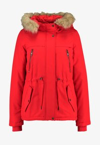 Vero Moda - VMAGNES BREEZE - Parka - chinese red - 4