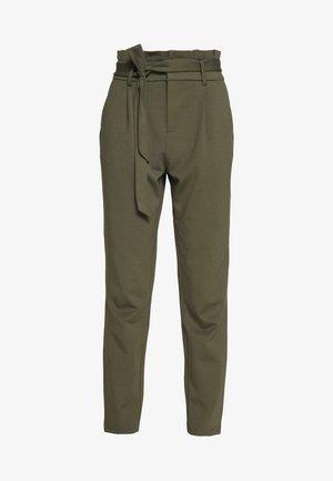 ONLPOPTRASH YO EASY  - Trousers - kalamata