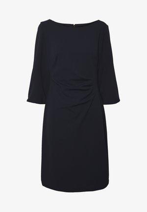 LUXE DRESS - Jersey dress - lighthouse navy