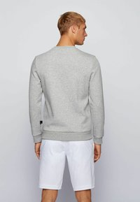 BOSS - SALBO - Sweatshirt - light grey - 2