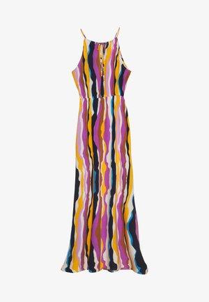 Maxi šaty - multicolor