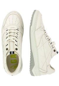 Gaastra - Sneakers laag - white-navy - 3