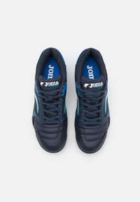 Joma - DRIBLING - Astro turf trainers - dark blue/turquoise - 3