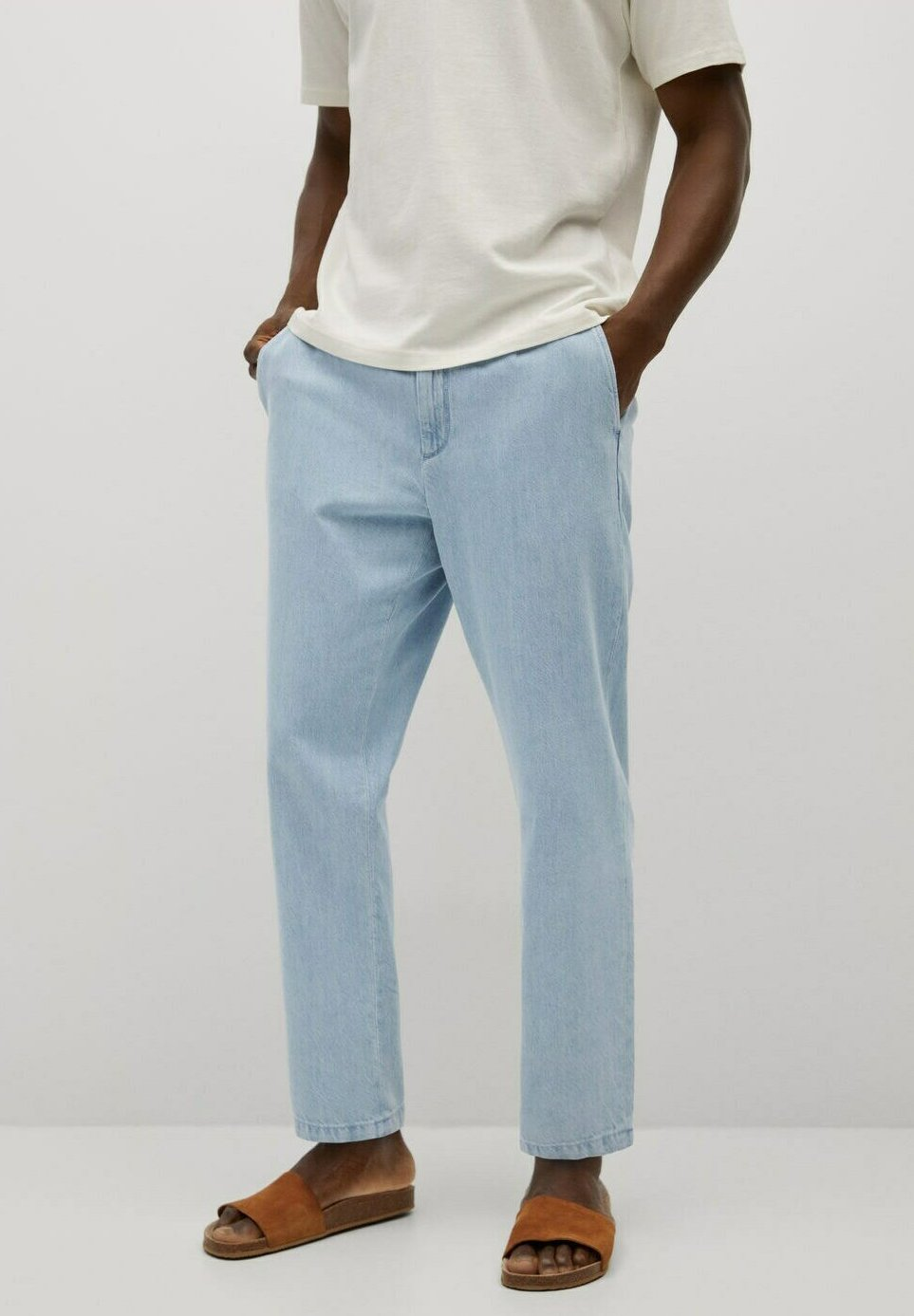 Uomo RELAXED FIT - Jeans a sigaretta