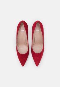 HUGO - TONIC - Classic heels - dark red - 4