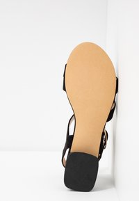 Office Wide Fit - MARIA WIDE FIT - Sandals - black - 6