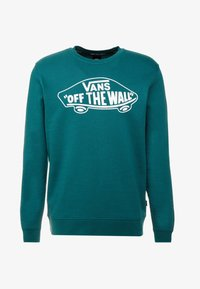 Vans - CREW - Sweatshirts - dark green - 4
