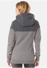 alife & kickin - PALINA  - Zip-up hoodie - stripes - 1