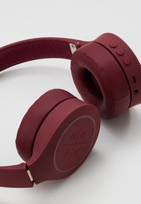 KYGO - ON EAR HEADPHONES - Headphones - burgundy - 6