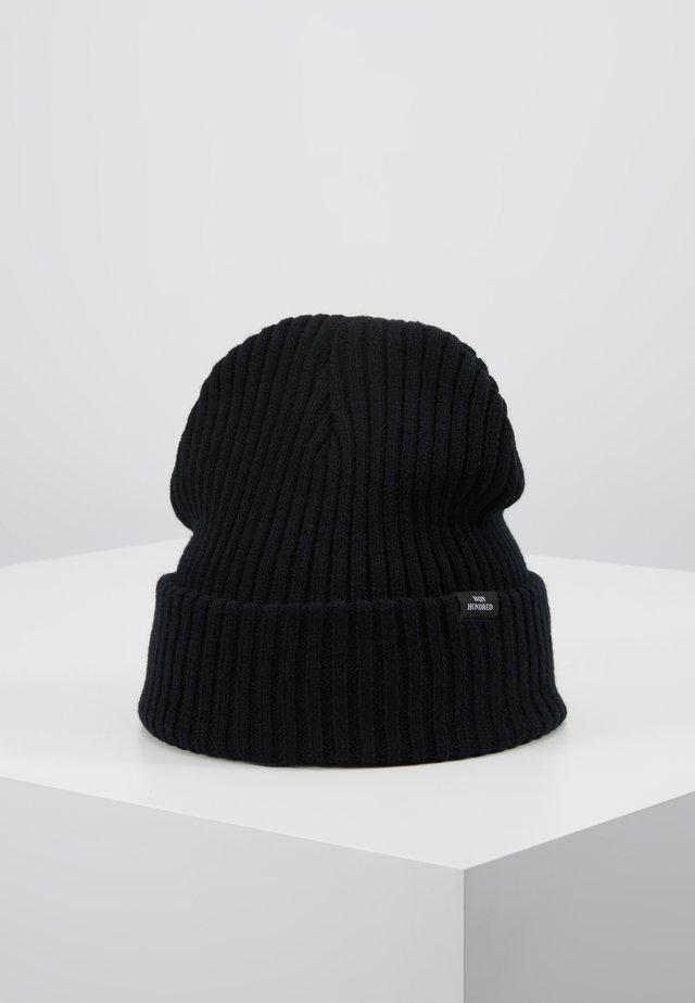 PENNY - Bonnet - black
