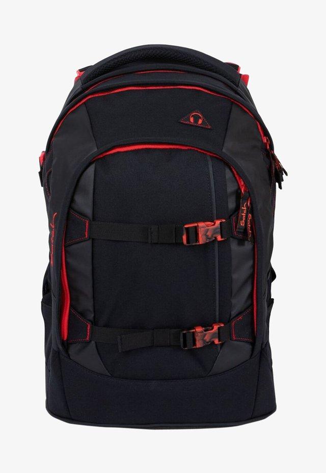 School bag - fire phantom