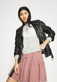 Madewell - SMOCKED MINI SKIRT  - Mini skirt - pale dawn - 3
