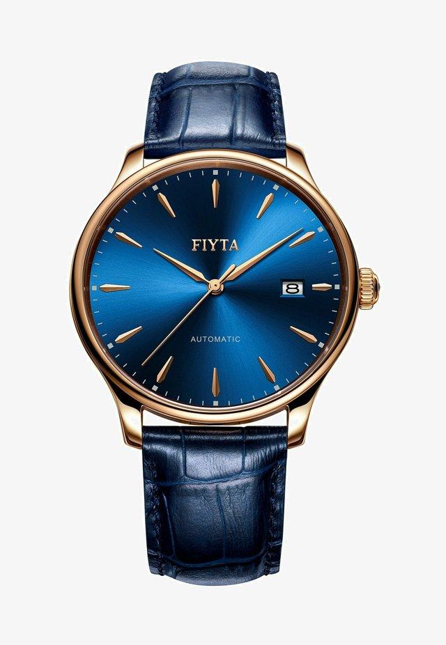 CLASSIC AUTOMATIKUHR - Watch - blue