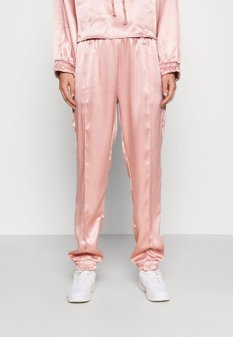 WAL G. - HANI - Trousers - pink