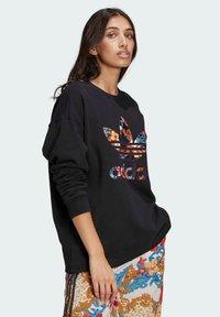 adidas Originals - HER STUDIO LONDON SWEATSHIRT - Sweatshirt - black - 2