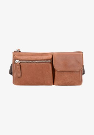 BUDDY  - Bum bag - cognac