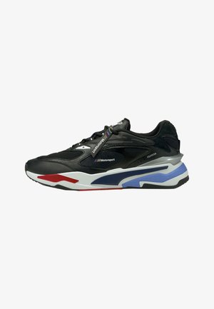 BMW MMS RS-FAST UNISEX - Trainers - p black-marina-high risk red