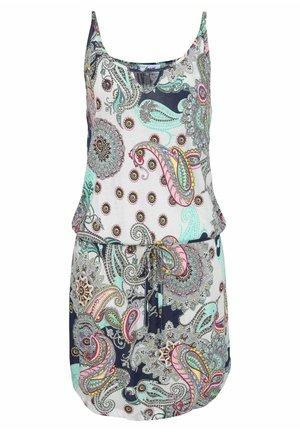 STRANDKLEID - Day dress - bedruckt