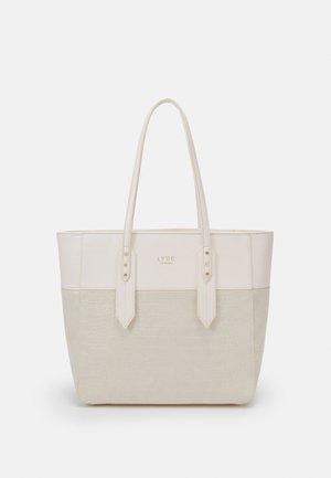 HANDBAG - Handbag - beige
