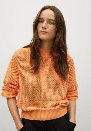 LEMONY - Jumper - clementine