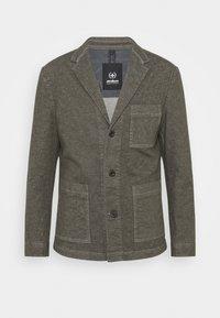 Strellson - DAVIN - Denim jacket - medium green - 0