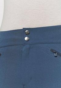 Norrøna - FALKETIND FLEX1 SLIM PANTS - Pantalon classique - dark blue - 4
