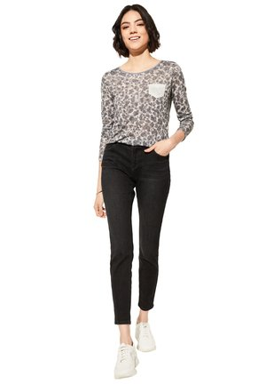 Jumper - light grey leo
