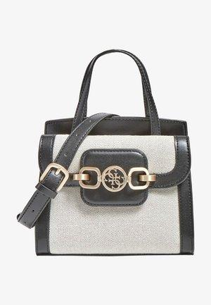 Handbag - mehrfarbig schwarz