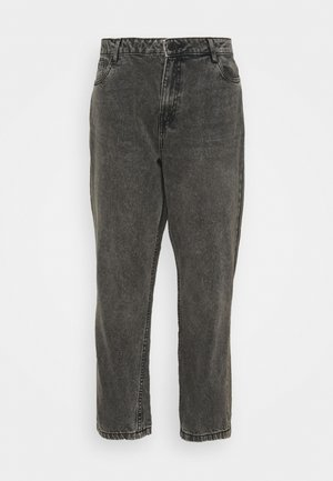 NMISABEL MOM  - Relaxed fit -farkut - grey denim